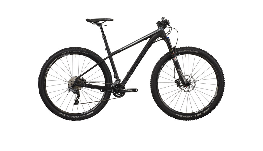 VOTEC VC Comp Cross Country Hardtail MTB Hardtail svart